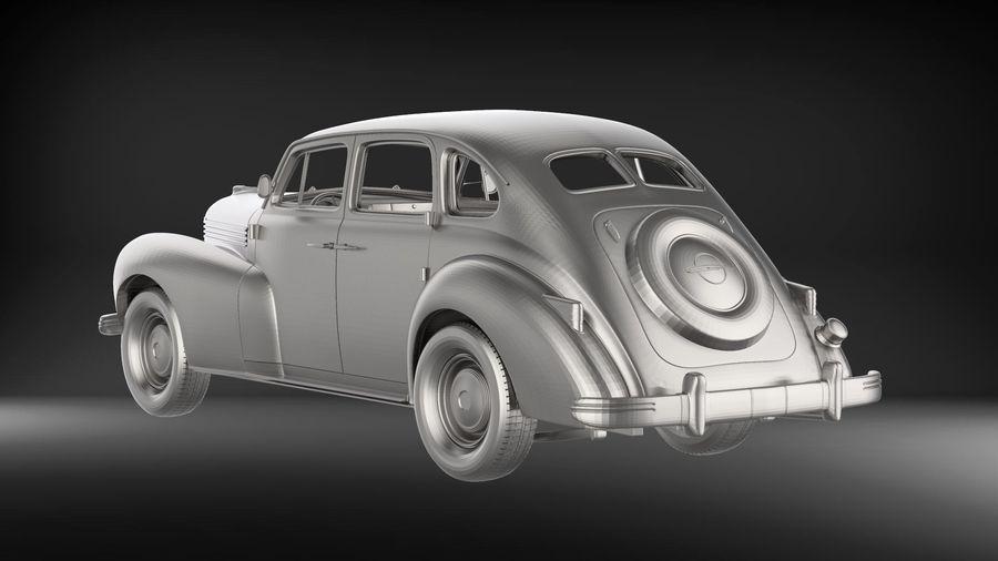 car_0031 royalty-free 3d model - Preview no. 5