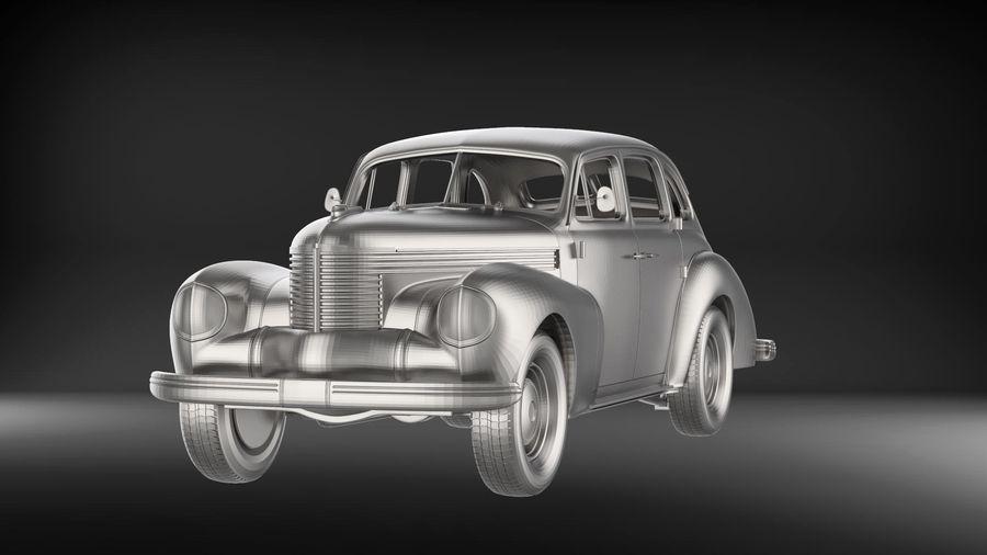 car_0031 royalty-free 3d model - Preview no. 2