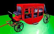 Orient Express 3d model