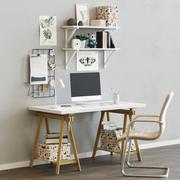 Çalışma masası ikea LINNMON FINWARD 3d model