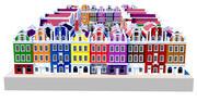 Gammal stad 3d model