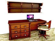 Home Office 4 3d model