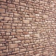Vieux mur de pierre en brique 3d model