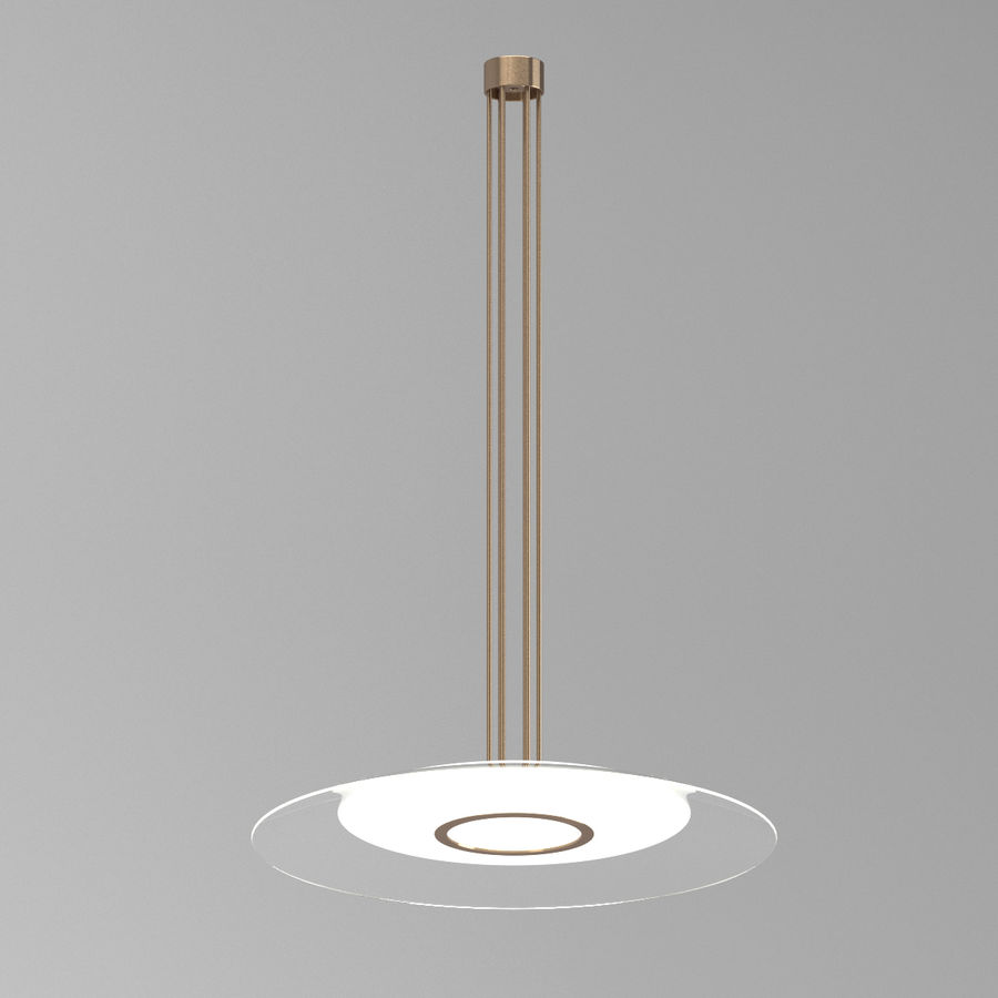 Lamp 65 royalty-free 3d model - Preview no. 3