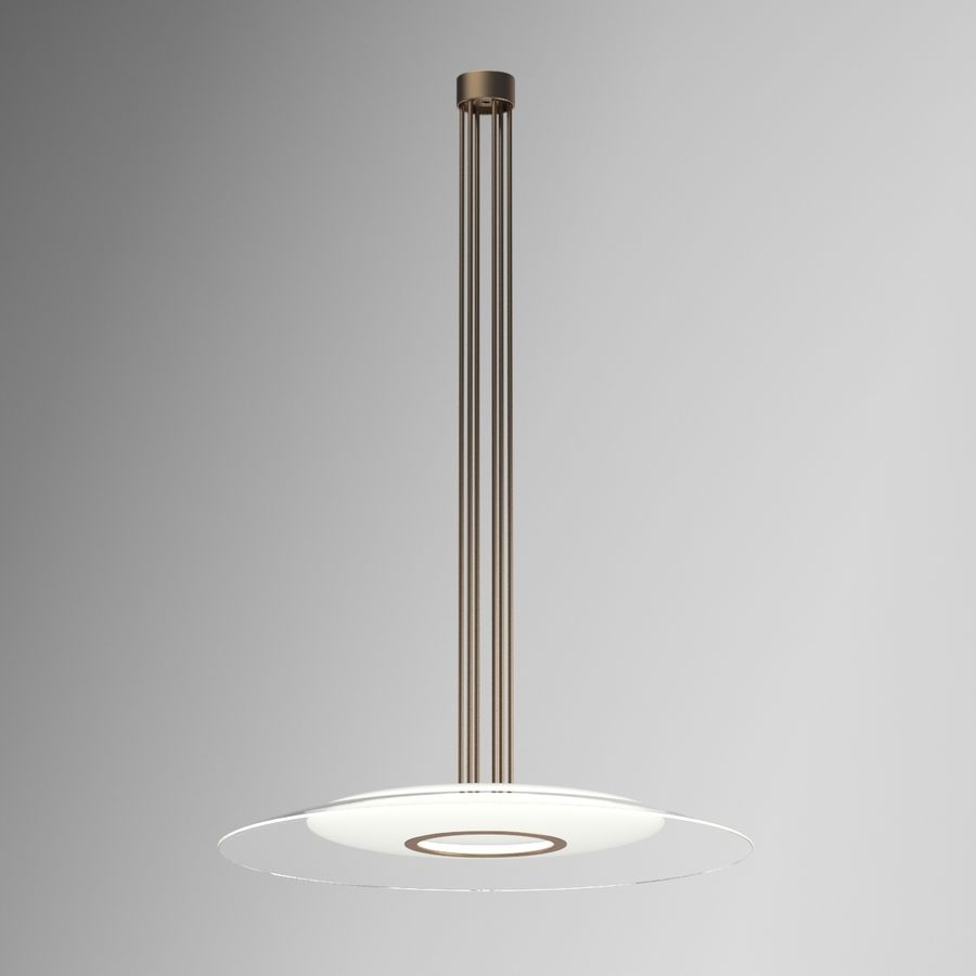Lamp 65 royalty-free 3d model - Preview no. 4