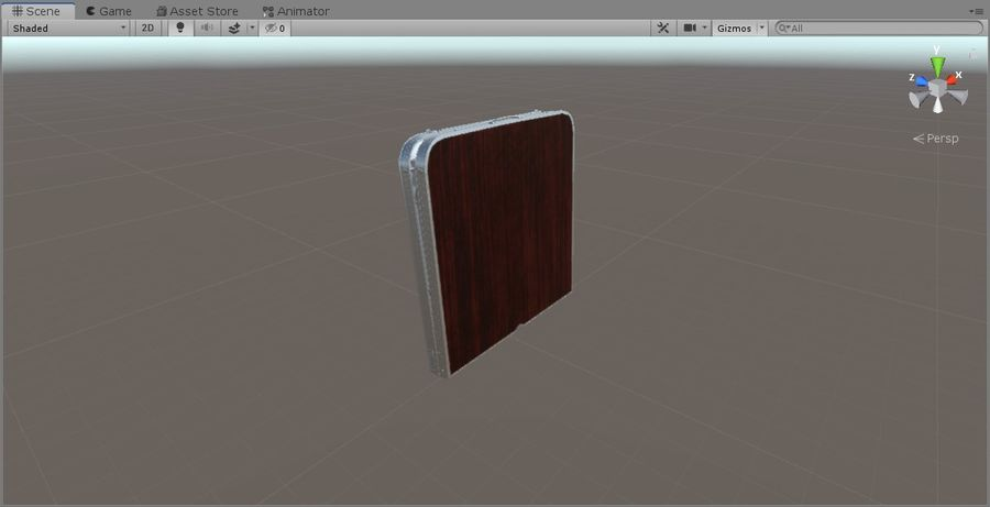 Folding Table royalty-free 3d model - Preview no. 13