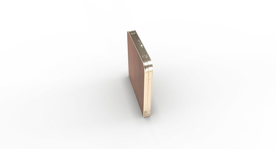 Folding Table royalty-free 3d model - Preview no. 26