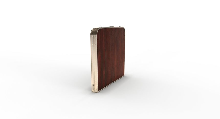 Folding Table royalty-free 3d model - Preview no. 28