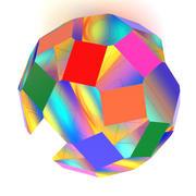 Prisma Ball 3d model