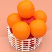 フルーツバスケット 3d model