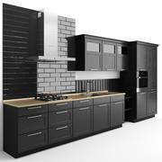 Kitchen Bristol 3d model