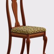 Античный стул 3d model