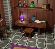 Pokój Alchemika 3d model