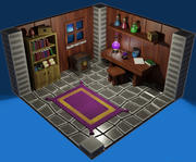 錬金術師の部屋 3d model