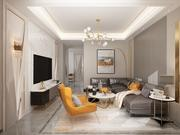 House/Apartment Interior 3d model
