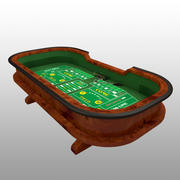 mesa de dados modelo 3d