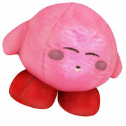 Plush Pink Character 2 3d model