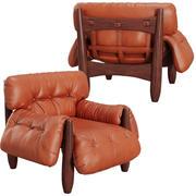 摩尔扶手椅de LinBrasil 3d model