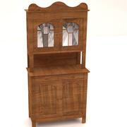 Mueble de cocina modelo 3d