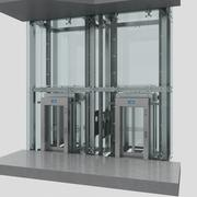 Aufzug 3d model