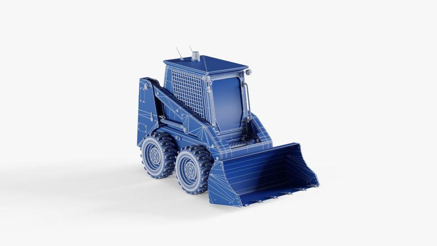 建設機械 royalty-free 3d model - Preview no. 17