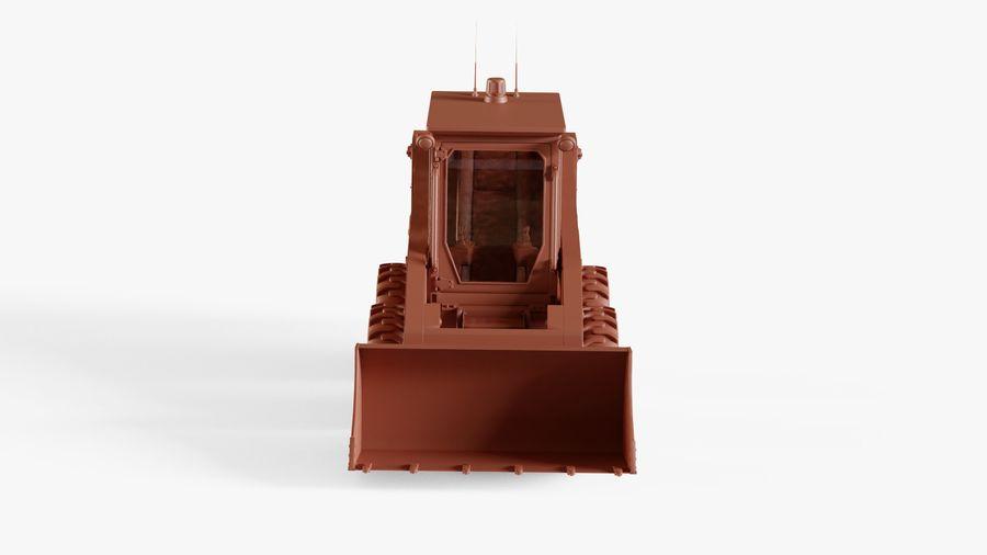 建設機械 royalty-free 3d model - Preview no. 3