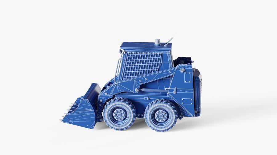 建設機械 royalty-free 3d model - Preview no. 20