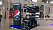 Pepsi stall design 3d model