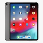 iPad Pro 12.6 3d model