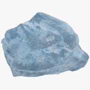 Ice Boulder V1 3d model