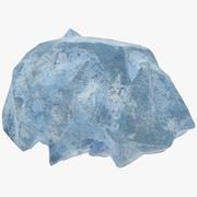 Ice Boulder V2 3d model