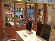 Salon masażu SPA 3d model