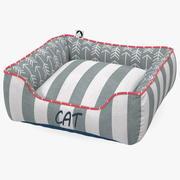 Cat Bed 3d model
