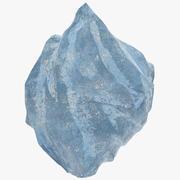 Ice Boulder V3 3d model