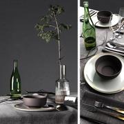 Table settings loft 3d model