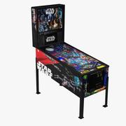 Pinball Star Wars 3d model