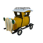 Dibujos Animados Vintage Car Old Car modelo 3d