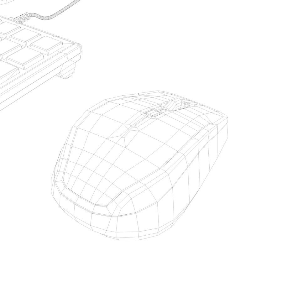 Computer royalty-free 3d model - Preview no. 28