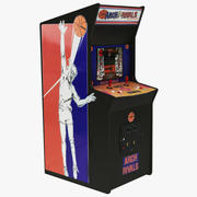 Arch Rivals Arcade Machine 3d model