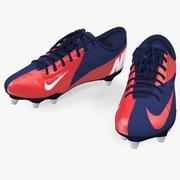 Nike Boots 3d model