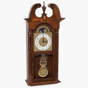 Relógio de parede de pêndulo Howard Miller 620-226 3d model