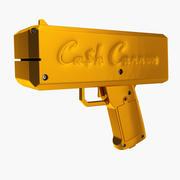 Contant kanon 3d model