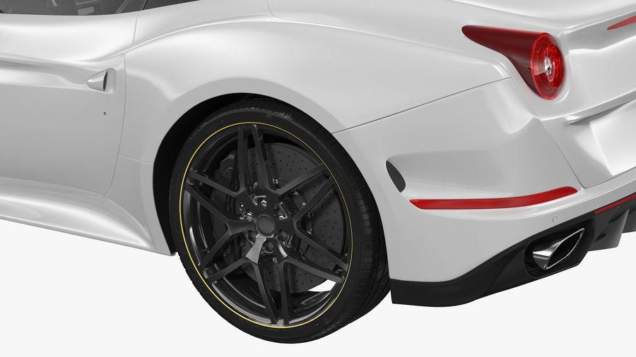 Generic Sport Car royalty-free 3d model - Preview no. 14