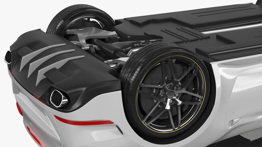 Generic Sport Car royalty-free 3d model - Preview no. 16