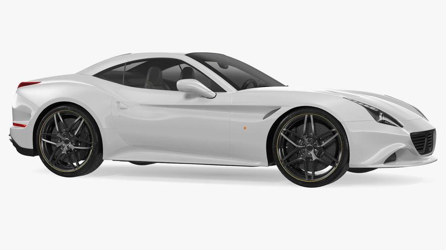 Generic Sport Car royalty-free 3d model - Preview no. 9