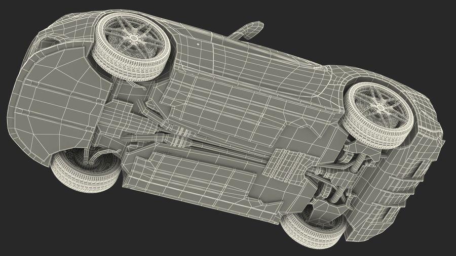 Generic Sport Car royalty-free 3d model - Preview no. 28