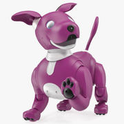 Robot Dog Generic Rigged 3d model