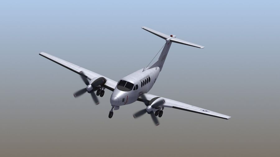 C-12休伦 royalty-free 3d model - Preview no. 6