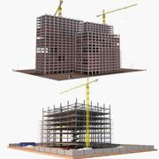 Konstruktionssamling 3d model