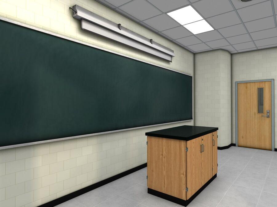 Klasa royalty-free 3d model - Preview no. 4